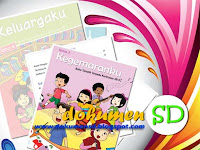 Download Buku Siswa Kurikulum 2013 SD Kelas 1 Edisi Revisi
