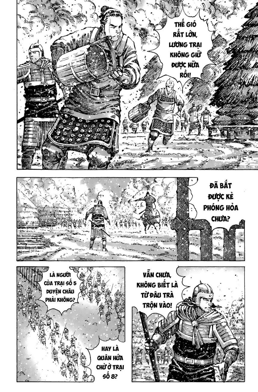 Hỏa phụng liêu nguyên Chương 425: Phản kích Tào Tháo [Remake] trang 9