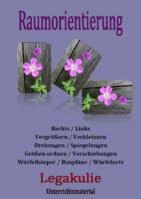 Raumorientierung Würfelnetz Mathematik 4.Klasse PDF