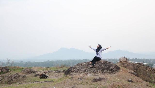 Tempat Wisata Bukit Samata Spot Fotogenic di Makassar