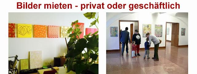 Bilder mieten für Firmen oder Privat in Hamburg