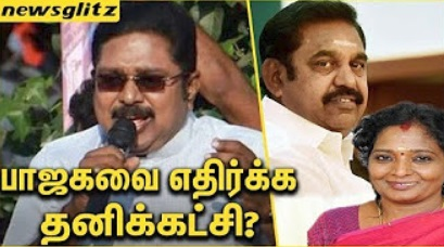 TTV Dinakaran Planned To Start New Political Party