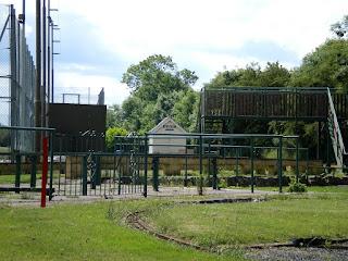 Miniature Railway at Hermitage Recreation Ground in Coalville