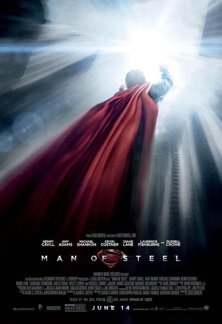 Man of Steel Poster 003 | A Constantly Racing Mind