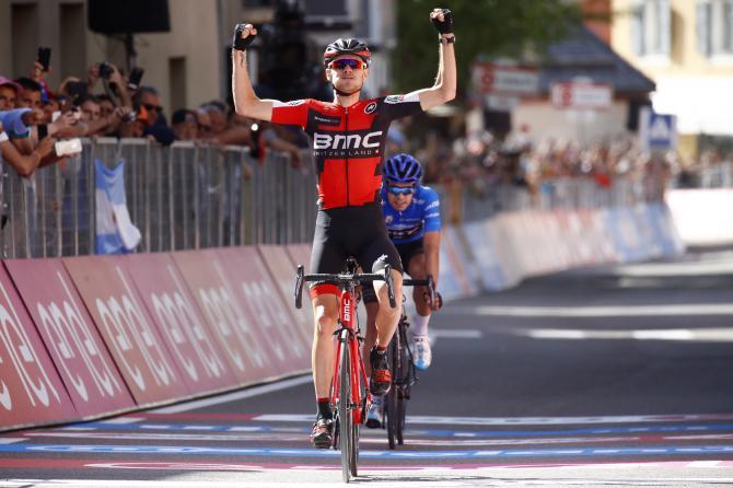 Giro de Italia 2017 - 18ª etapa