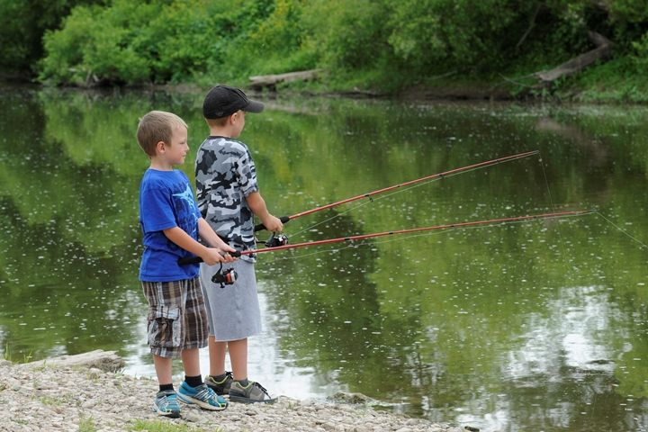 Rv short stops summer festivals in oxford county ontario for Fishing camps for kids