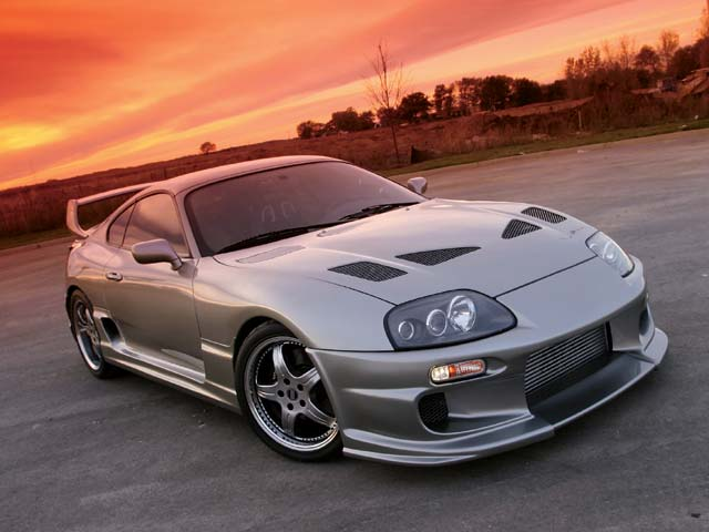 Toyota Supra Wallpaper Free Wallpapers Of The Most Beautifull Cars