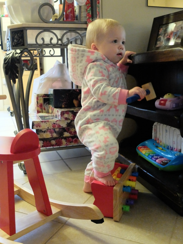 Oh Hey, It's Five on Friday: Aria's Favourite Toys from Last Christmas