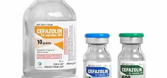 سيفازولين Cefazolin مضاد حيوى لعلاج البكتيريا