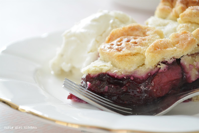 Strawberry Blueberry Pie, Pie, Four Seasons Pie, Holiday Baking