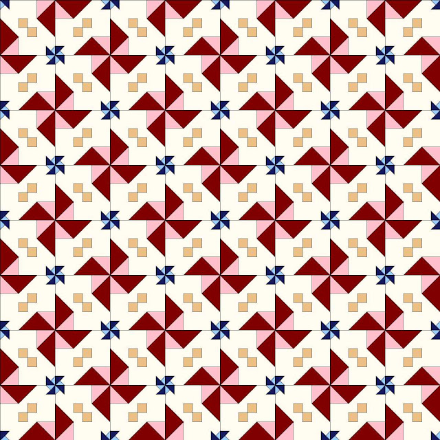 Spinners Quilt, Thistle Thicket Studio, free quilt pattern, quilts, quilting