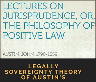Austin ka sampannata ka sidhant, legally sovereignty theory of Austin's