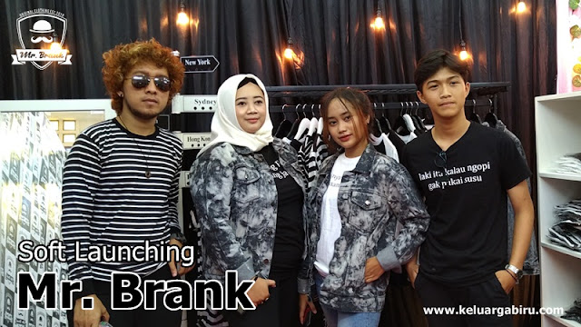 soft launching mr. Brank di Gresik