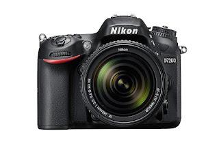 Harga Kamera DSLR Nikon D7200 termurah terbaru dengan Review dan Spesifikasi April 2019