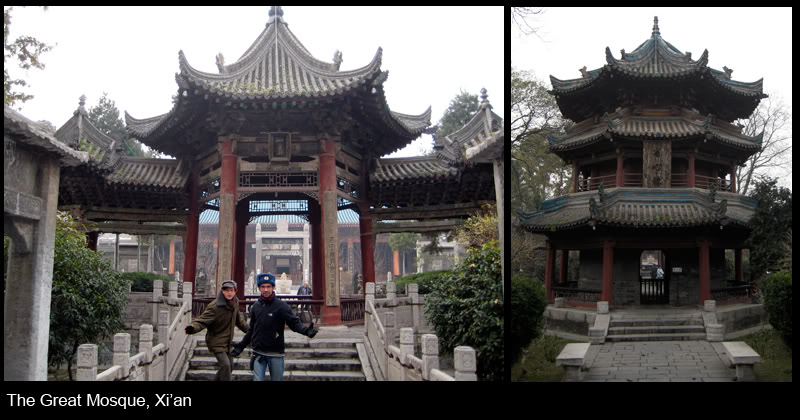 Berkunjung Ke Masjid Xi An Terbesar Dan Tertua Saksi Sejarah