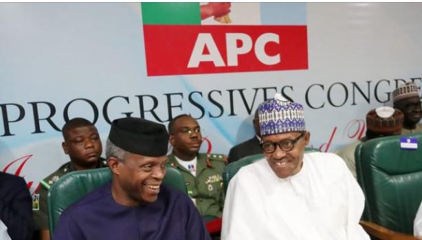 Buhari has shown he's a man of his words -Osinbajo