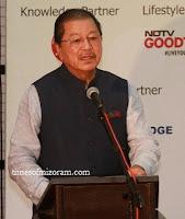 Lalthanhawl Congress Mizoram
