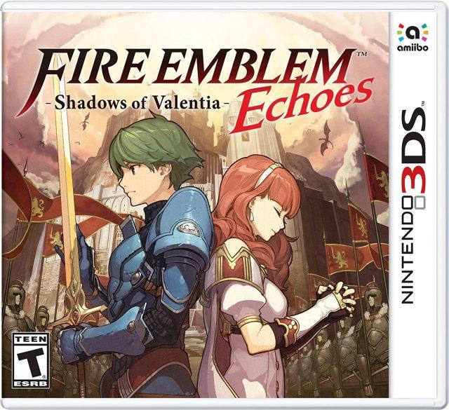 Fire Emblem Echoes: Shadows of Valentia (USA) + Undub
