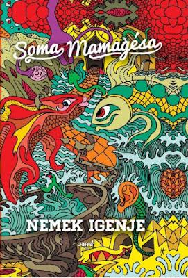 Soma Mamagésa – Nemek igenje megjelent a Jaffa Kiadó gondozásában az ezotéria, spiritualitás, önsegítő könyvek témakörében