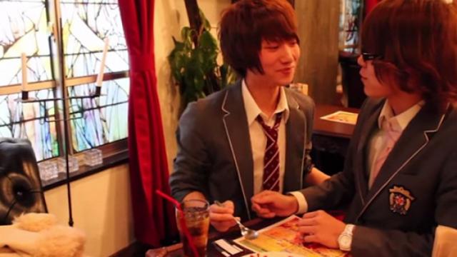 1. Ikebukuro Boys Love Academy