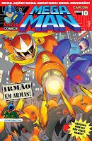 Mega Man #18