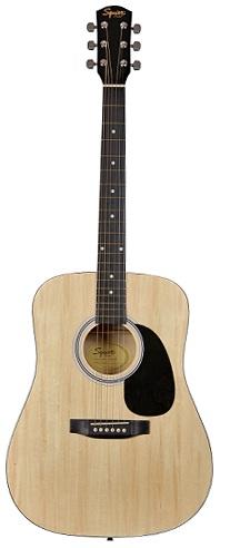 dan guitar fender Guitar Squier SA-105