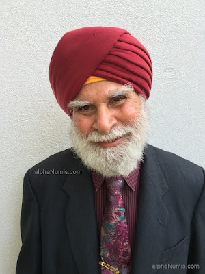 Mr. Saran Singh, Writer, Numismatist & Collector