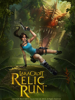 Download Lara Croft: Relic Run Mod Apk+DATA v1.9.94 terbaru