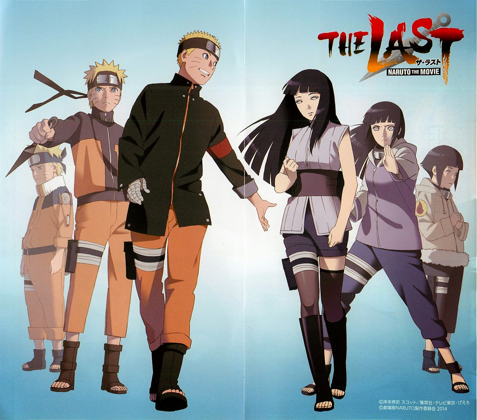 Daftar Lengkap Judul Film Naruto The Movie