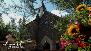 Chapel at Beaver Creek Elegant Productions Wedding Films