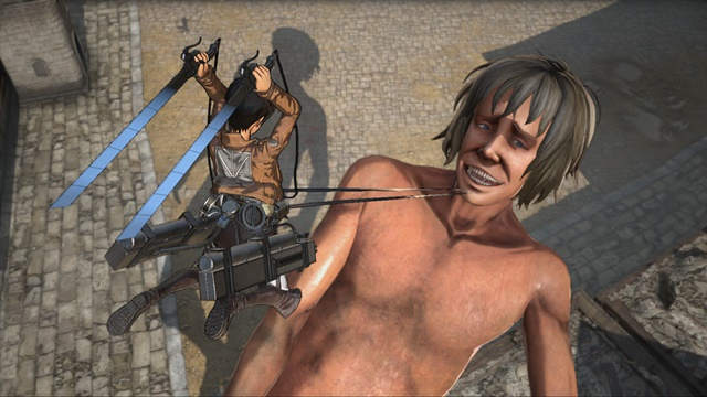 Attack on Titan Wings of Freedom PC Full