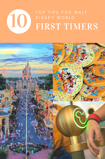 10 top tips for disney first timers