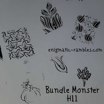 Stamping-Plate-Review-Bundle-Monster-Holiday-Collection-H11-BMH11