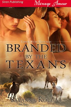 Branded by the Texans
