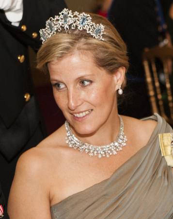 sophie of wessex jewels