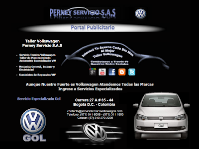 Taller Volkswagen Perney Servicio