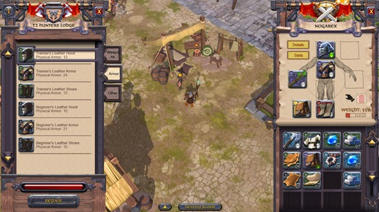 Video games: Albion Online some exclusive screenshots - PC