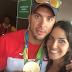 > Cristian Toro, exviceverso y novio de la periodista de 'Zapeando' Irene Junquera, Medalla de Oro en los JJ.OO