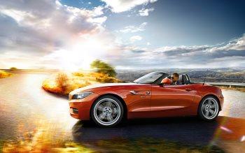 Wallpaper: BMW Z4 Roadster
