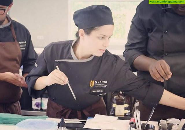 Laura Galván lo consigue, primera finalista del IX edición del concurso 'Bocados con queso' de Chef Lactalis