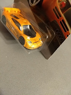 Hot Wheels Gran Turismo McLaren F1 GTR