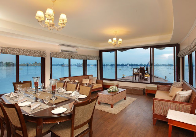 Luxury Houseboats Kerala