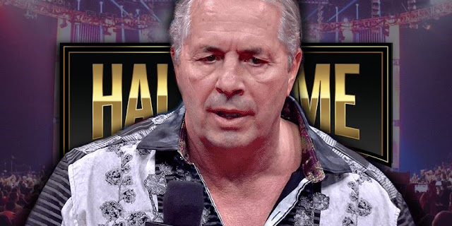 Bret Hart Says Goldberg Shouldn't Be In The Hall Of Fame After Hurting Many Wrestlers