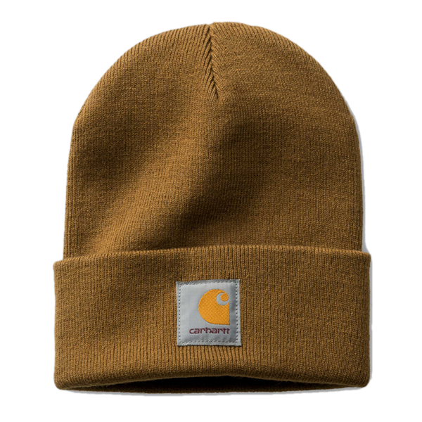 8a7baa69bb8 Carhartt WIP Short Watch Hat. Available in Hamilton Brown. I017326-HZ00