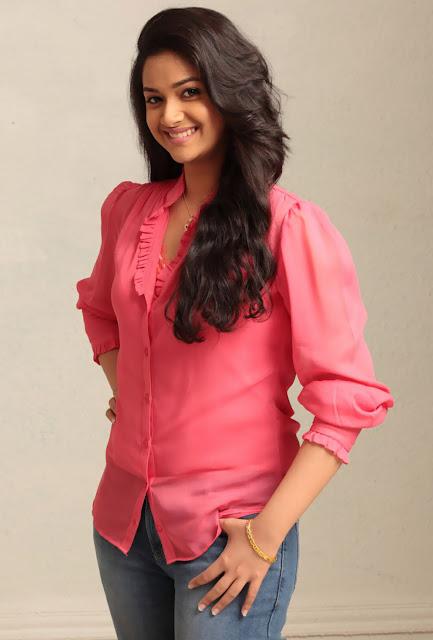 Tamil actress Keerthi Suresh images