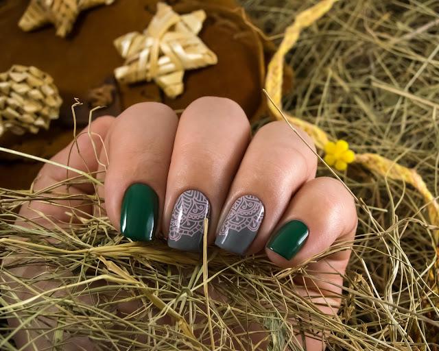 Lush Meadow и Sharkskin bio polish naillook