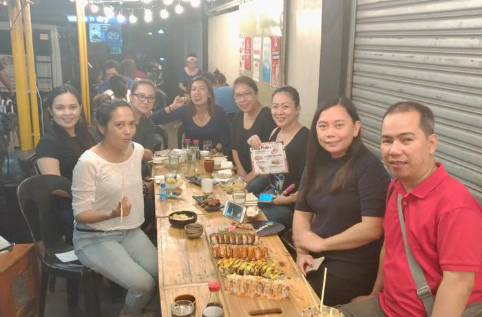 Kaizen Japanese Street Dining, Davao City