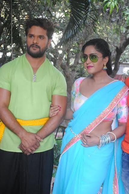 भोजपुरी फिल्म ''आतंकवादी'' होली पर दर्शकों के बीच आएगी !