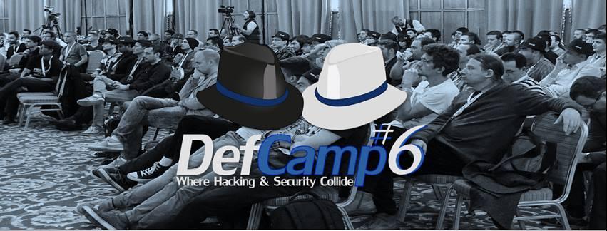 DefCamp 2015 - Cea mai mare conferinta pe teme de securitate cibernetica din Romania - Silviu Pal Blog
