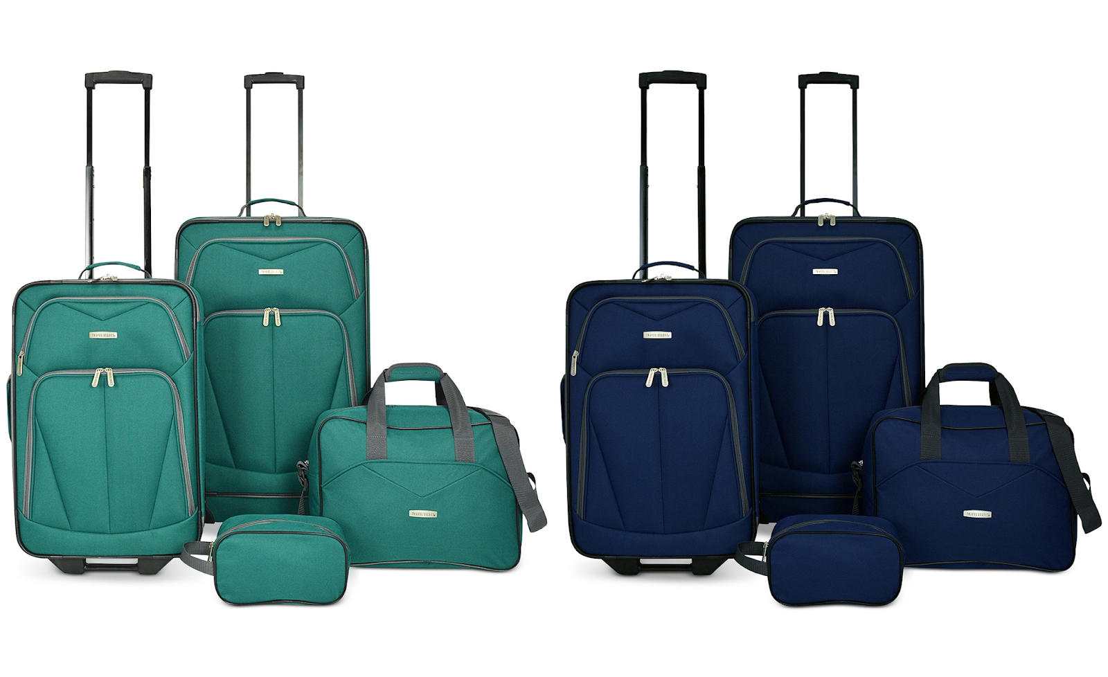 ... and get this Travel Select Kingsway 4-Pc Luggage Set on sale for  47.99  (Reg.  160). This is the lowest price of the Spring Season. Get free ship  on ... 87b590a81f